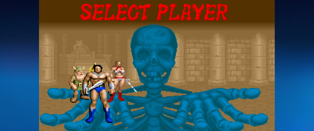 Golden Axe - Feature