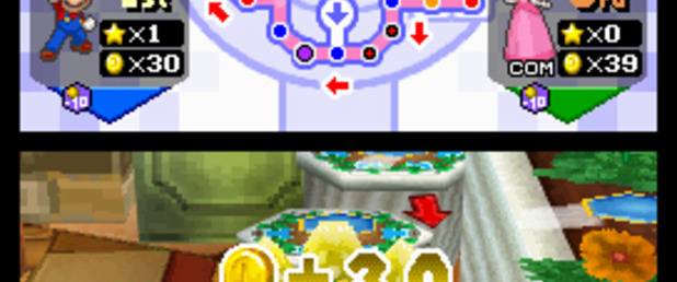 Mario Party DS - Feature