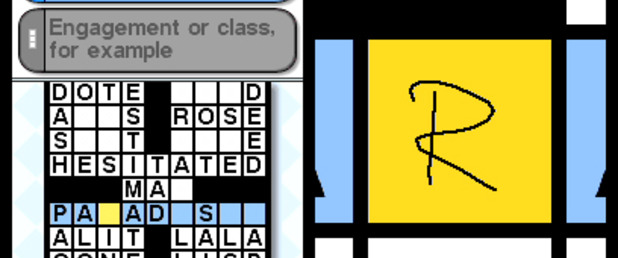 Crosswords DS - Feature