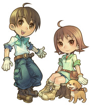 Harvest Moon Wii (title tbc) Boxart