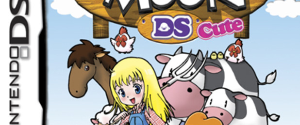 Harvest Moon DS Cute - Feature