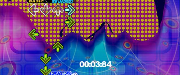 Dance Dance Revolution UNIVERSE 2 - Feature