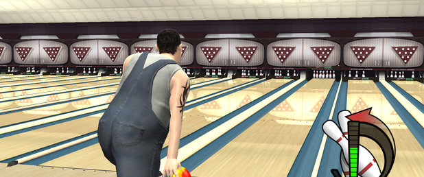 High Velocity Bowling - Feature
