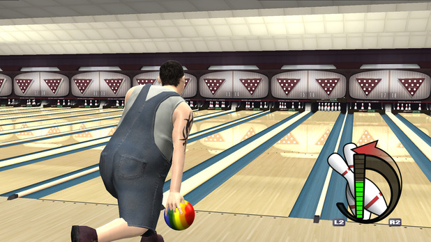 High Velocity Bowling Screenshot - 985421