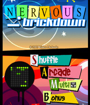 Nervous Brickdown Boxart