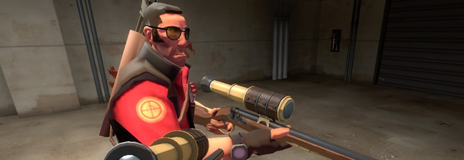 Team Fortress 2: Baker's Finest Mod