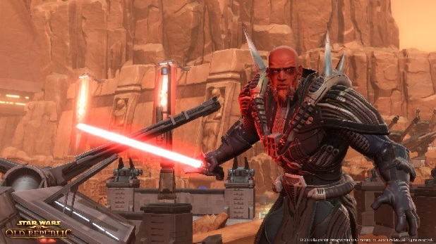 Star Wars: The Old Republic  - 985711