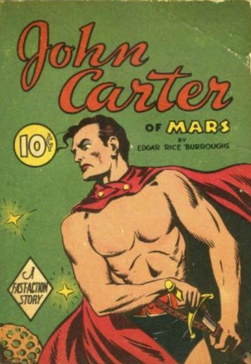 john carter of mars book