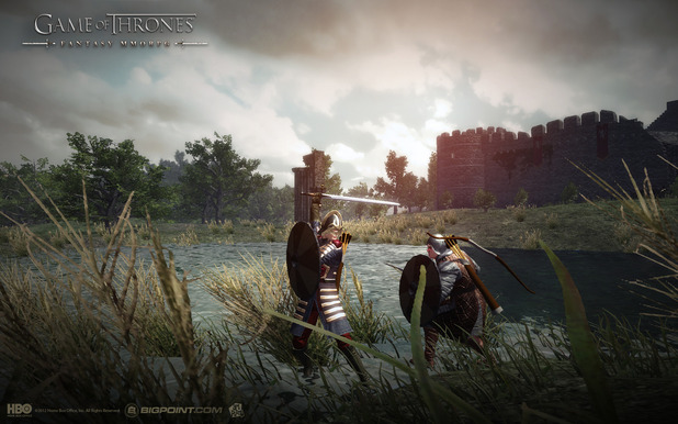 Game of Thrones MMORPG Image