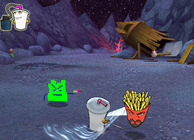 Aqua Teen Hunger Force Zombie Ninja Pro-Am Image