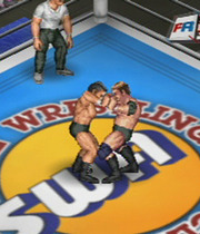 Fire Pro Wrestling Returns Boxart