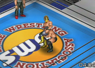 Fire Pro Wrestling Returns Image