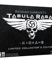 Richard Garriott's Tabula Rasa Limited Collector's Edition Boxart
