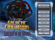 Galactic Civilizations II: Twilight of the Arnor Image