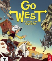 Lucky Luke Go West Boxart