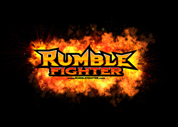 Rumble Fighter Logo - 987921
