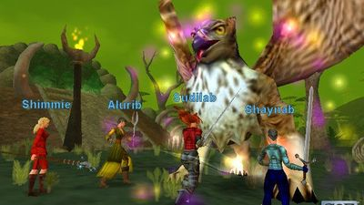 EverQuest Online Adventures Screenshot - 988048