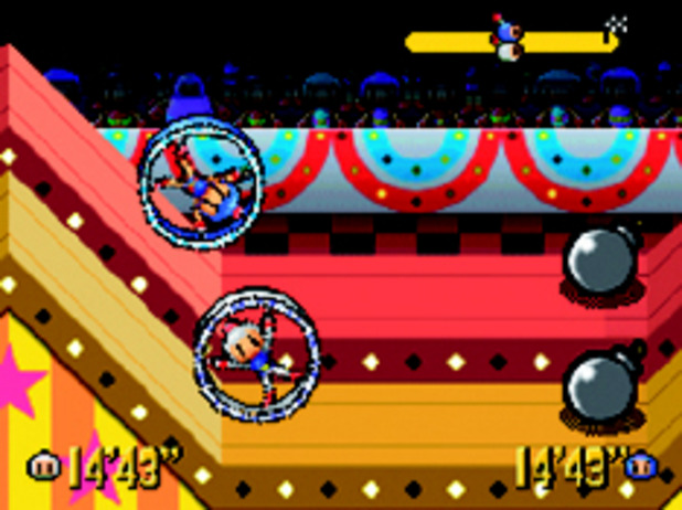 Bomberman Land Touch! 2 Screenshot - 989570