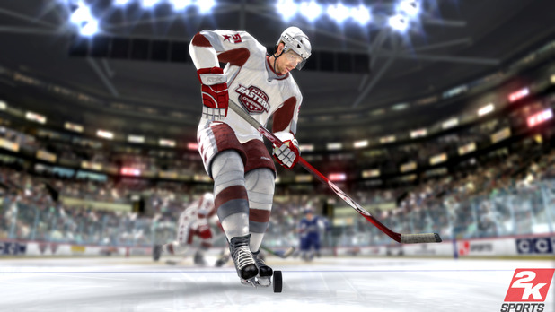 NHL 2K8 Screenshot - 990715