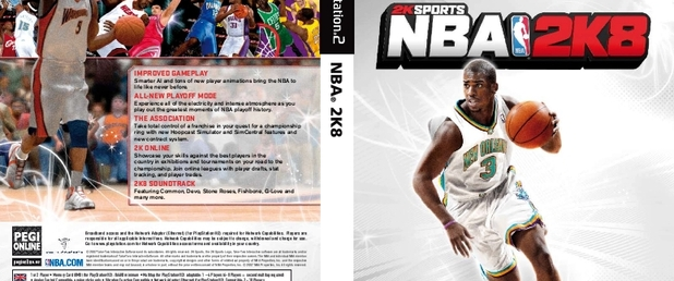 NBA 2K8 - Feature