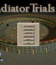 Gladiator Trials II Boxart