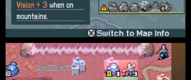 Advance Wars: Days of Ruin - Feature