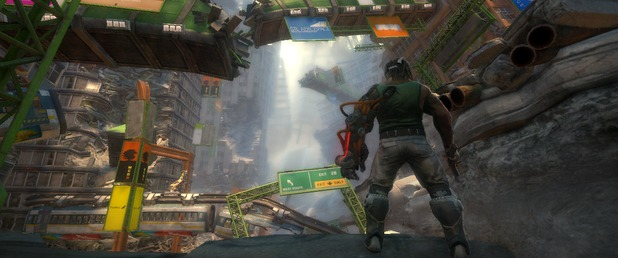 Bionic Commando - Feature