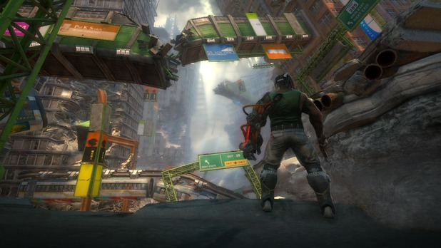 Bionic Commando Screenshot - 991284