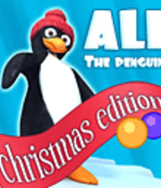 Ali the Penguin Christmas Edition Boxart
