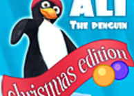 Ali the Penguin Christmas Edition Image