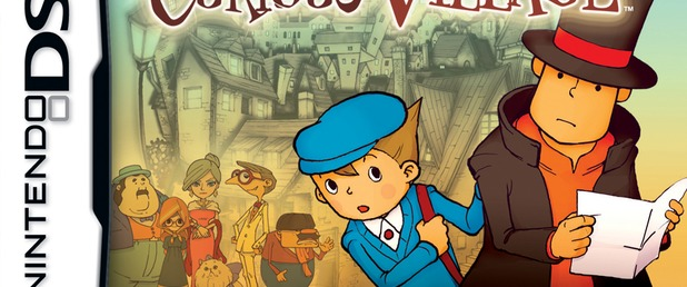 Professor Layton and the Curious Village - Feature