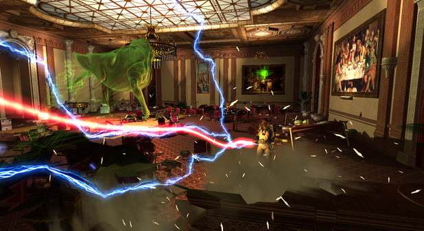 Ghostbusters: The Video Game Screenshot - 992738