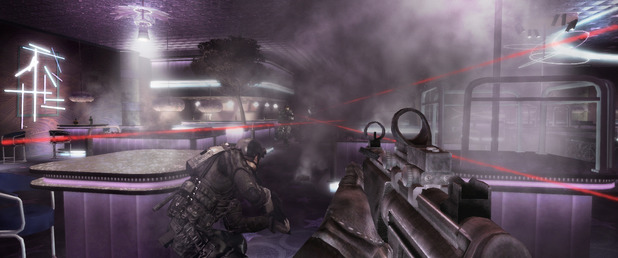 Tom Clancy's Rainbow Six Vegas 2 - Feature