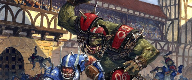 Blood Bowl - Feature