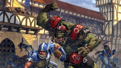Blood Bowl Artwork - 992966