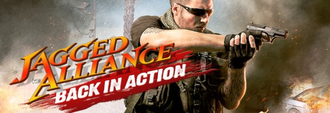 Jagged Alliance: Back In Action Demo