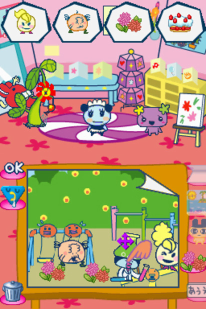 Tamagotchi Connection: Corner Shop 3 Screenshot - 994528