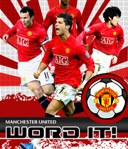 Manchester United Word It! Boxart