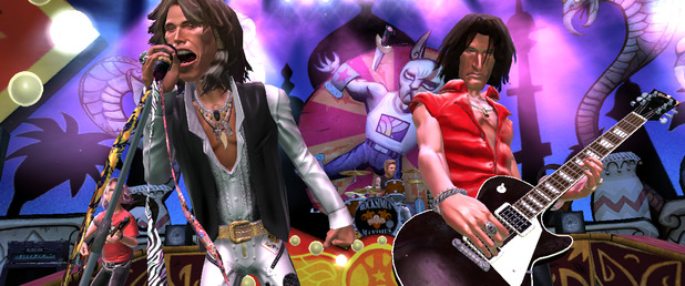 Guitar Hero: Aerosmith - Feature