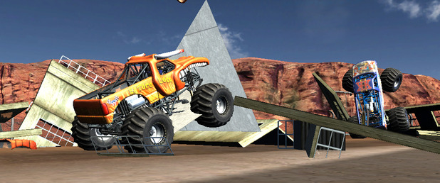 Monster Jam - Feature