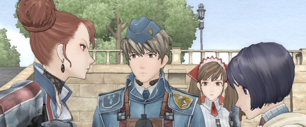 Valkyria Chronicles - Feature