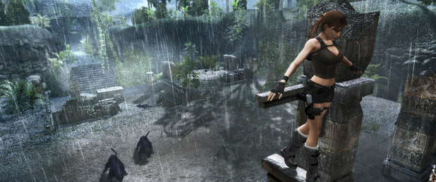 Tomb Raider: Underworld - Feature