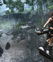 Tomb Raider: Underworld Boxart