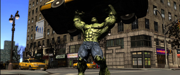 The Incredible Hulk - Feature