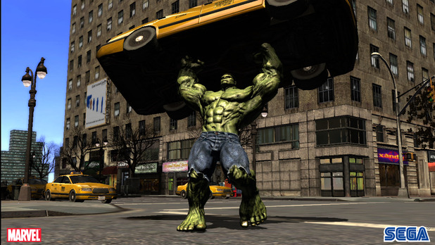 The Incredible Hulk Screenshot - 997820