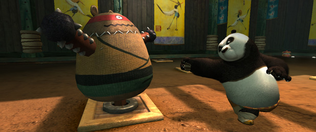 Kung Fu Panda - Feature