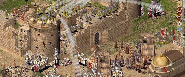 Stronghold Crusader Extreme - Feature