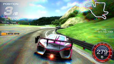 Ridge Racer (Vita) Screenshot - 998113