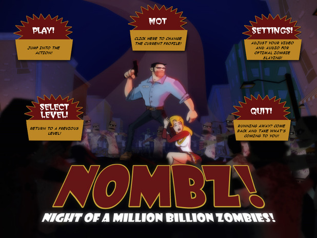 NOMBZ: Night of a Million Billion Zombies Screenshot - 998612
