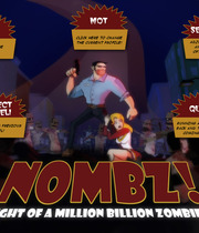 NOMBZ: Night of a Million Billion Zombies Boxart